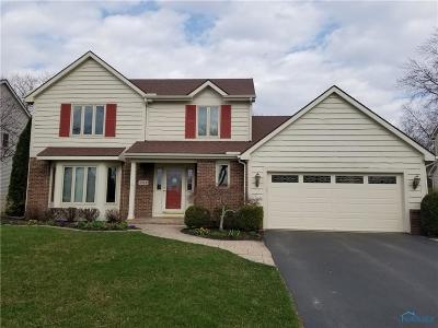 Sylvania Single Family Home Contingent: 5644 Fox Hollow Court
