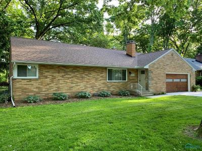 Toledo Single Family Home For Sale: 2317 Townley Road