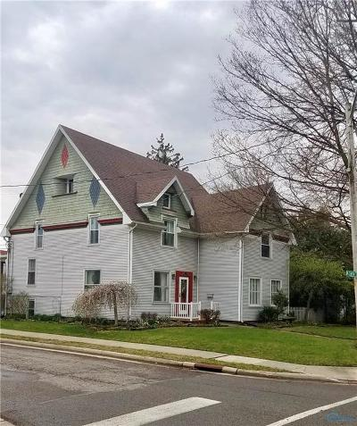 Single Family Home For Sale: 403 W Clinton Street