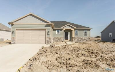 Ottawa Hills, Monclova, Oregon, Rossford, Swanton, Berkey, Metamora, Lyons, Whitehouse, Waterville Single Family Home For Sale: 5121 Merlot Drive