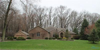 Swanton Single Family Home For Sale: 6180 S Winding Way