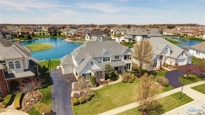 Sylvania Single Family Home Contingent: 5647 Golden Pond Lane