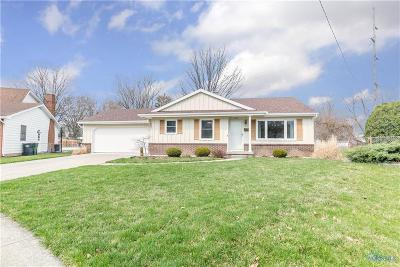 Maumee Single Family Home For Sale: 610 Glenmont Court