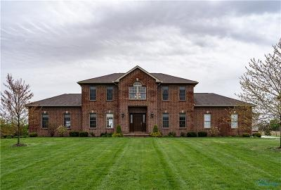 Perrysburg Single Family Home Contingent: 13563 Reitz Road