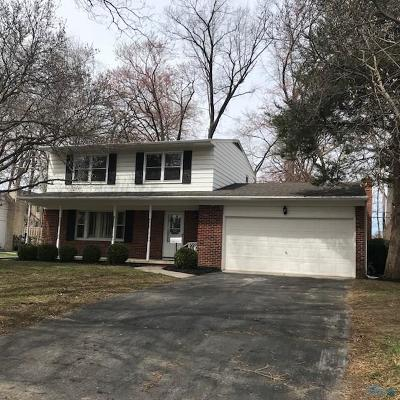 Toledo Single Family Home For Sale: 2028 Winchester Road