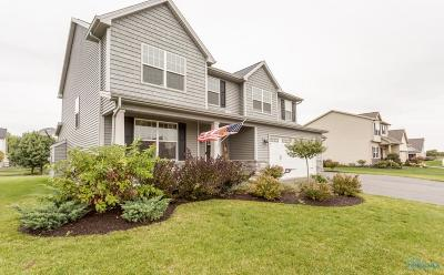 Perrysburg Single Family Home For Sale: 14864 Stonebridge Lane