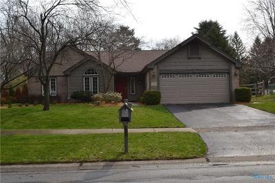 Sylvania OH Single Family Home Contingent: $199,900