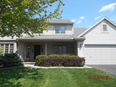 Sylvania Single Family Home Contingent: 5700 Eagle Trace Drive