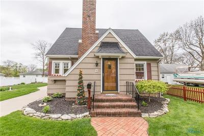 Maumee Single Family Home Contingent: 711 Pierce Street