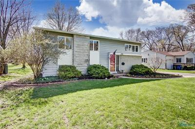 Perrysburg Single Family Home Contingent: 996 Maple Street