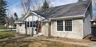 Sylvania Single Family Home For Sale: 5320 Silvertown Drive