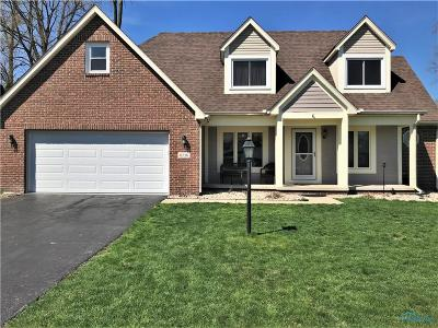 Sylvania Single Family Home Contingent: 6736 Sweet Bush Court