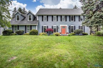 Sylvania Single Family Home Contingent: 5255 Brookfield Lane