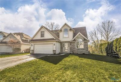 Holland Single Family Home Contingent: 6835 Wexford Hill Lane