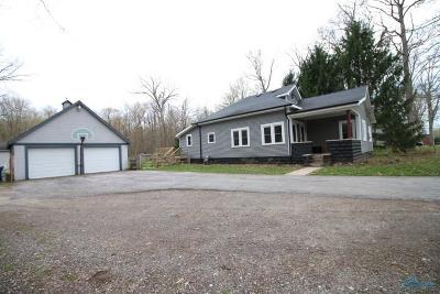 Monclova Single Family Home Contingent: 9620 Maumee Western Road