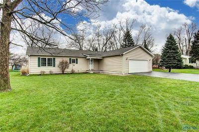 Single Family Home For Sale: 1807 Rhode Island Road