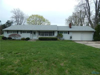 Sylvania Single Family Home For Sale: 4711 Brookhurst Road