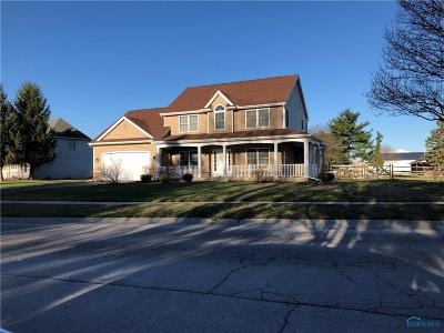 Perrysburg Single Family Home Contingent: 3102 Steeple Chase Lane