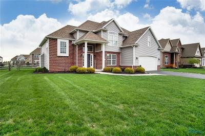 Perrysburg Single Family Home Contingent: 3265 Sterlingwood Lane