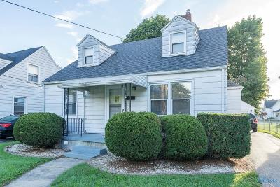 Rossford Single Family Home Contingent: 172 Hannum Avenue