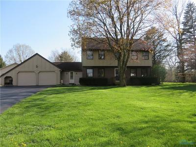 Waterville OH Single Family Home Sale Pending: $309,900