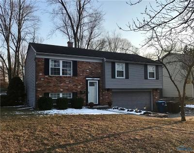 Sylvania Single Family Home Contingent: 6405 Coppersmith Road
