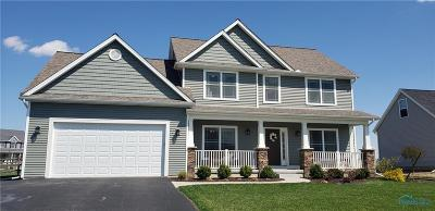 Perrysburg Single Family Home Contingent: 3241 Chasenwood Way