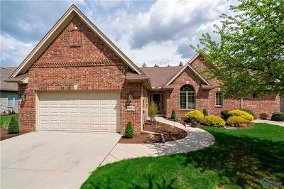 Maumee Condo/Townhouse Contingent: 3835 Deer Valley Lane