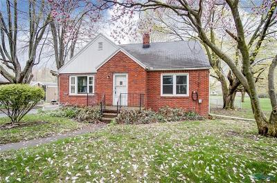 Perrysburg Single Family Home For Sale: 28927 Hufford Road