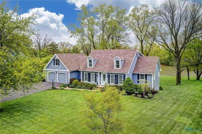 Single Family Home For Sale: 68 Back Bay Road