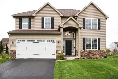 Perrysburg Single Family Home For Sale: 14851 Thistledown Lane