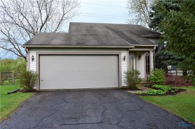 Rossford Single Family Home Contingent: 515 Woodland Drive