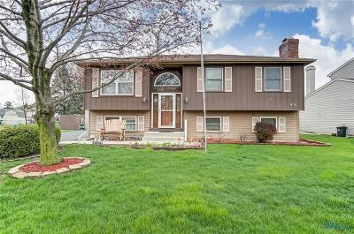 Oregon Single Family Home Contingent: 43 Springwood West Street