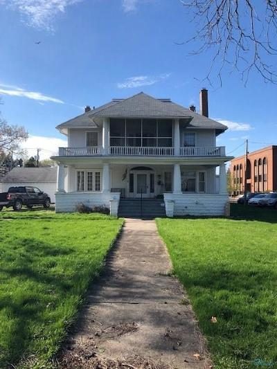 Maumee Single Family Home Contingent: 2323 River Road