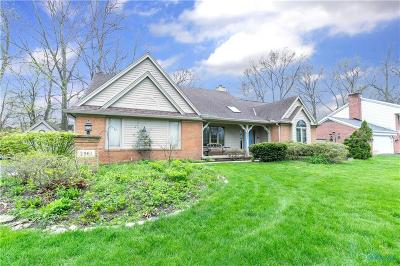 Maumee Single Family Home Contingent: 2961 Plumbrook Drive