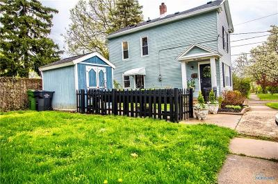 Maumee Single Family Home Contingent: 112 Cass Street