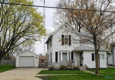 Single Family Home For Sale: 536 Wood Street