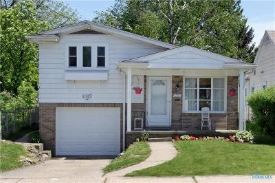 Toledo Single Family Home For Sale: 1257 Glenview Road