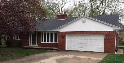 Rossford Single Family Home For Sale: 1041 Schreier Road