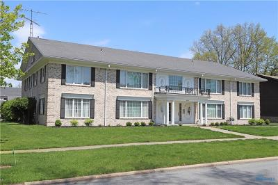 Sylvania Condo/Townhouse Contingent: 6562 Woodhall Drive #3