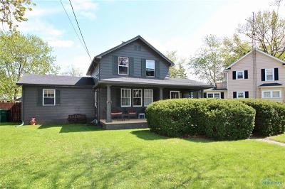 Rossford Single Family Home For Auction: 1213 Dixie Highway