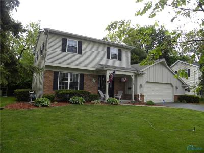 Single Family Home For Sale: 1729 Archwood Lane