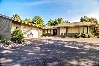 Maumee Single Family Home For Sale: 7041 Willowyck Road
