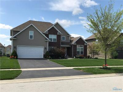 Perrysburg Single Family Home For Sale: 4248 Morgan Place