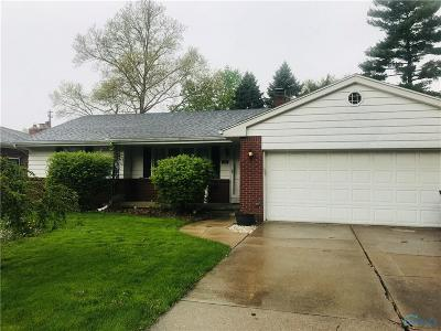 Toledo Single Family Home For Sale: 1838 Lynbrook Drive