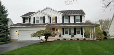Perrysburg Single Family Home For Sale: 472 Blue Jacket Road