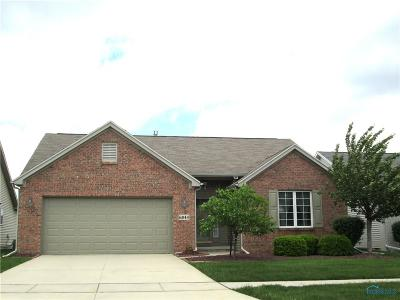 Maumee Condo/Townhouse For Sale: 6844 Reflections Drive