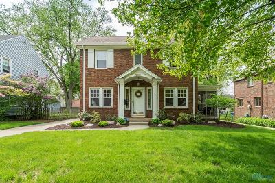 Single Family Home Contingent: 2813 Goddard Road