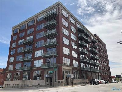 Toledo Condo/Townhouse For Sale: 745 Washington Street #603