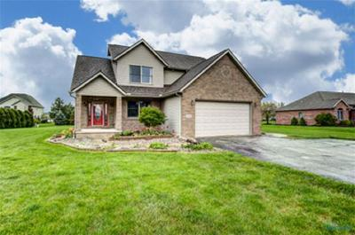 Curtice Single Family Home For Sale: 22302 W Red Clover Lane